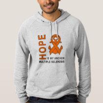 Multiple Sclerosis: Hope is My Anchor! Hoodie