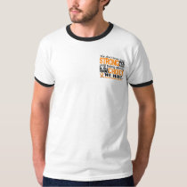 Multiple Sclerosis How Strong We Are T-Shirt