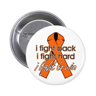 Multiple Sclerosis I Fight Back 2 Inch Round Button