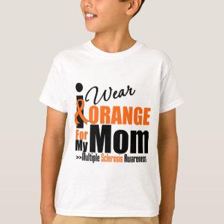 Multiple Sclerosis I Wear Orange For My Mom T-Shirt