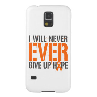 Multiple Sclerosis  I Will Never Ever Give Up Hope Galaxy S5 Cover