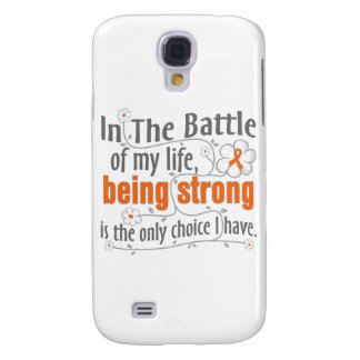 Multiple Sclerosis In The Battle Galaxy S4 Cover