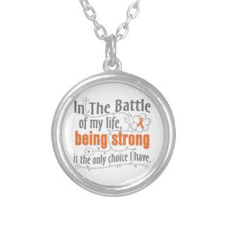 Multiple Sclerosis In The Battle Custom Jewelry