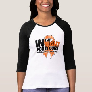 Multiple Sclerosis In The Fight For a Cure T-shirt