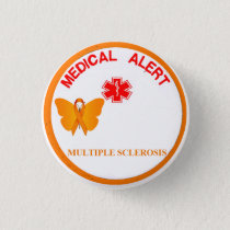 MULTIPLE SCLEROSIS medical Alert Button