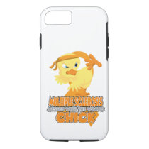 Multiple Sclerosis Messed With The Wrong Chick iPhone 8/7 Case