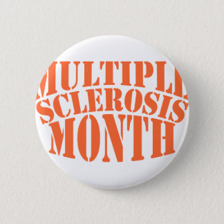 Multiple Sclerosis Month - Appreciation Day Button