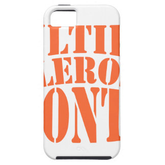 Multiple Sclerosis Month - Appreciation Day iPhone SE/5/5s Case