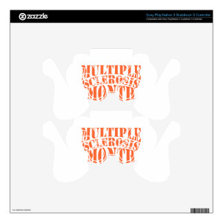 Multiple Sclerosis Month - Appreciation Day PS3 Controller Skins