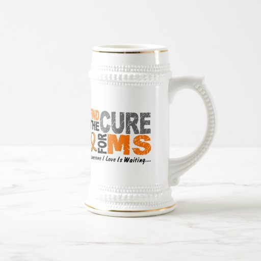 Multiple Sclerosis MS Find The Cure 1 Mugs