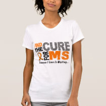Multiple Sclerosis MS Find The Cure 1 T-Shirt