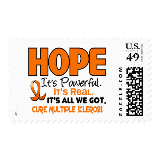 Multiple Sclerosis MS HOPE 1 Stamps