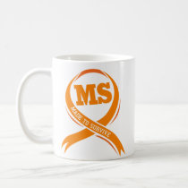 Multiple Sclerosis MS Made To Survive Coffee Mug
