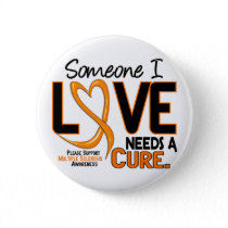 Multiple Sclerosis NEEDS A CURE 2 Button