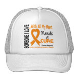 Multiple Sclerosis Needs A Cure 3 Trucker Hats