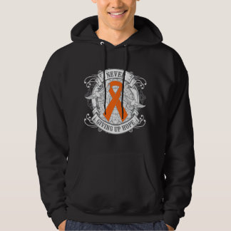 Multiple Sclerosis Never Giving Up Hope Pullover