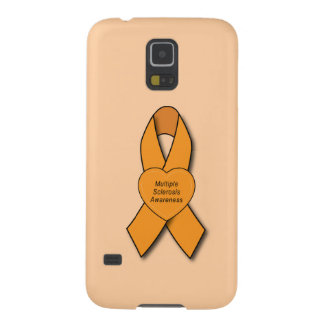 Multiple Sclerosis Ribbon Case For Galaxy S5