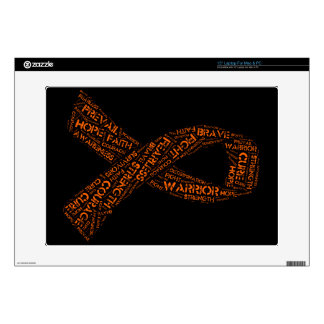Multiple Sclerosis Ribbon Products Skin For Laptop