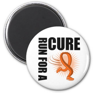 Multiple Sclerosis Run For A Cure 2 Inch Round Magnet
