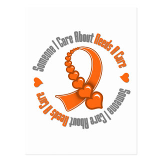 Multiple Sclerosis Someone I Care For Needs A Cure Postcard