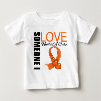 Multiple Sclerosis Someone I Love Needs A Cure Infant T-shirt