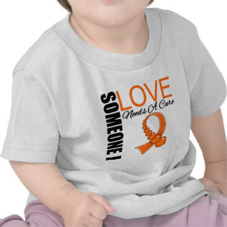 Multiple Sclerosis Someone I Love Needs A Cure Shirt