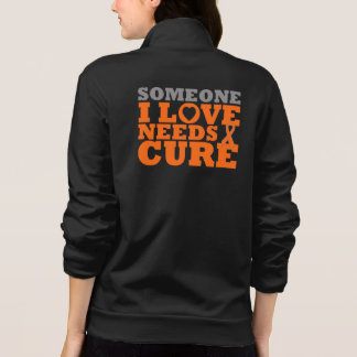 Multiple Sclerosis Someone I Love Needs A Cure Jackets