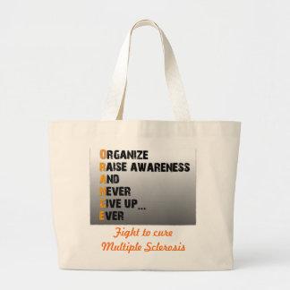 Multiple Sclerosis Tote Tote Bags