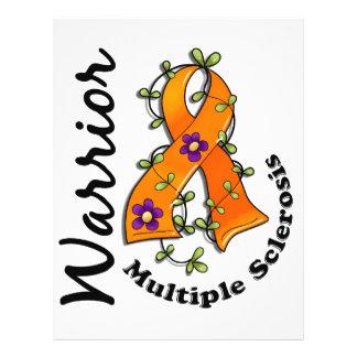 Multiple Sclerosis Warrior 15 Flyer