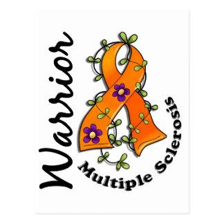 Multiple Sclerosis Warrior 15 Postcard
