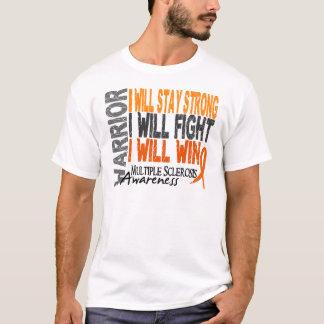 Multiple Sclerosis Warrior T-Shirt
