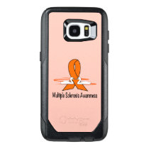 Multiple Sclerosis with Swans OtterBox Samsung Galaxy S7 Edge Case
