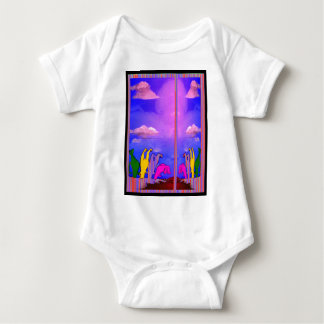 multiple situations baby bodysuit