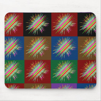 Multiple STARS Sparkle : Enjoy Share the JOY GIFTS Mouse Pad