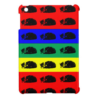 Multiple Tabby Cat Pop Art iPad Mini Case