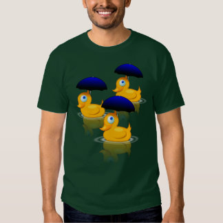 Multiple Umbrella Ducks Shirt