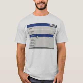 Multiple UNDOs T-Shirt