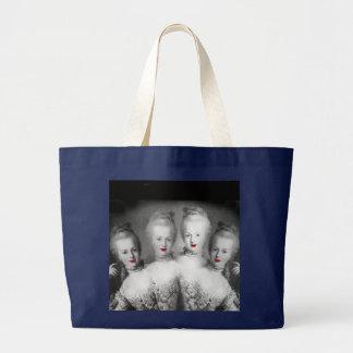 Multiplication of Maria Antonia Josephina Johanna Large Tote Bag