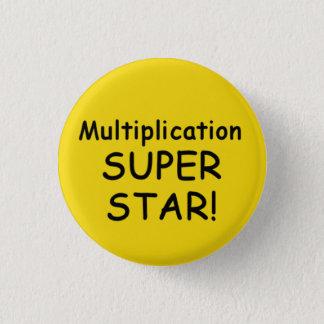 Multiplication Super Star Button
