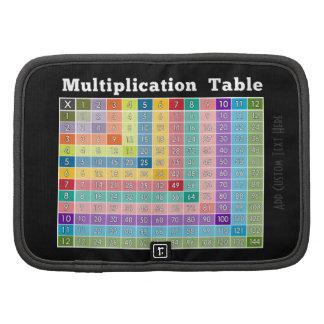 multiplication table... instant calculator! organizer