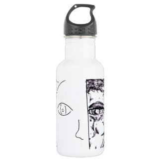 Multiplicity Integrated Explained 18oz Water Bottle