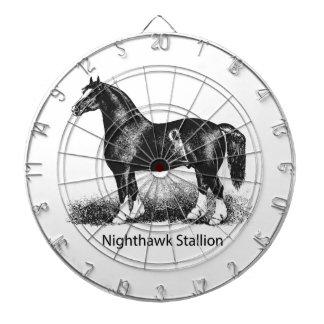 Múltiplo seleccionado StallionProduct del Nighthaw Tabla Dardos