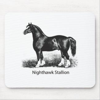 Múltiplo seleccionado StallionProduct del Nighthaw Alfombrillas De Ratones