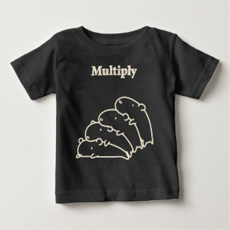 Multiply (beige) baby T-Shirt