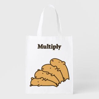 Multiply (color) grocery bag