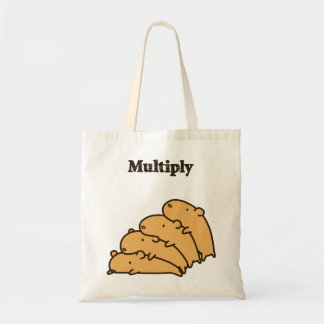 Multiply (color) tote bag