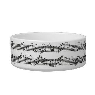Multipurpose Bach Cello Suite Bowl