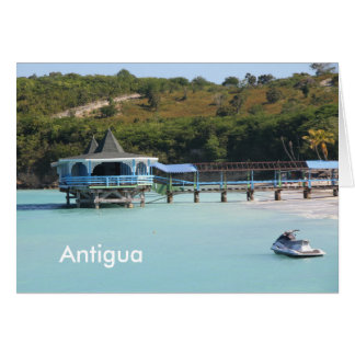 Multipurpose Card, Photography of Antigua Card