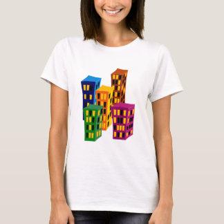 Multistoried buildings more tower buildings T-Shirt