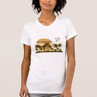 MultiStripSunset2 T-Shirt